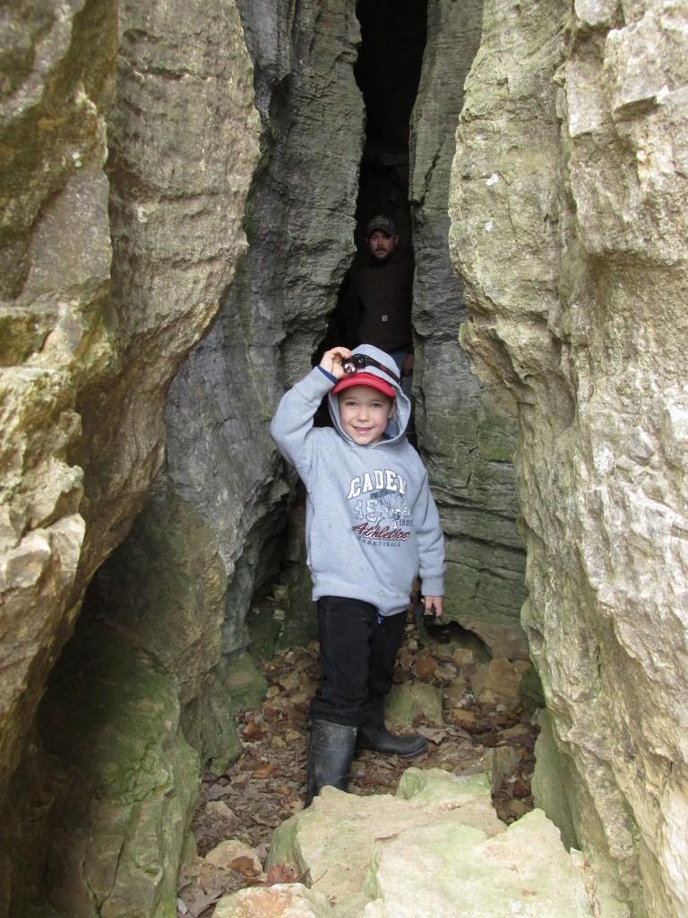 Minor cave
